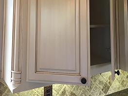 Cabinet Painting-Glazing