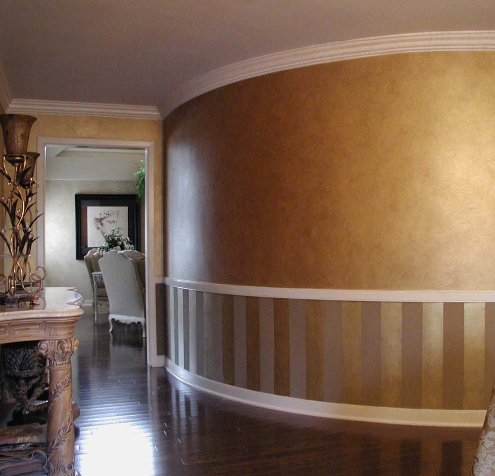 Adding Gorgeous Faux Finishes to Your Home