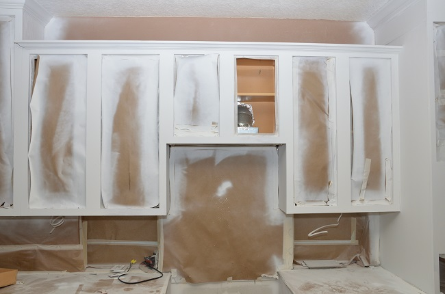 Cabinets: Don't Toss Them--Refurbish Them!